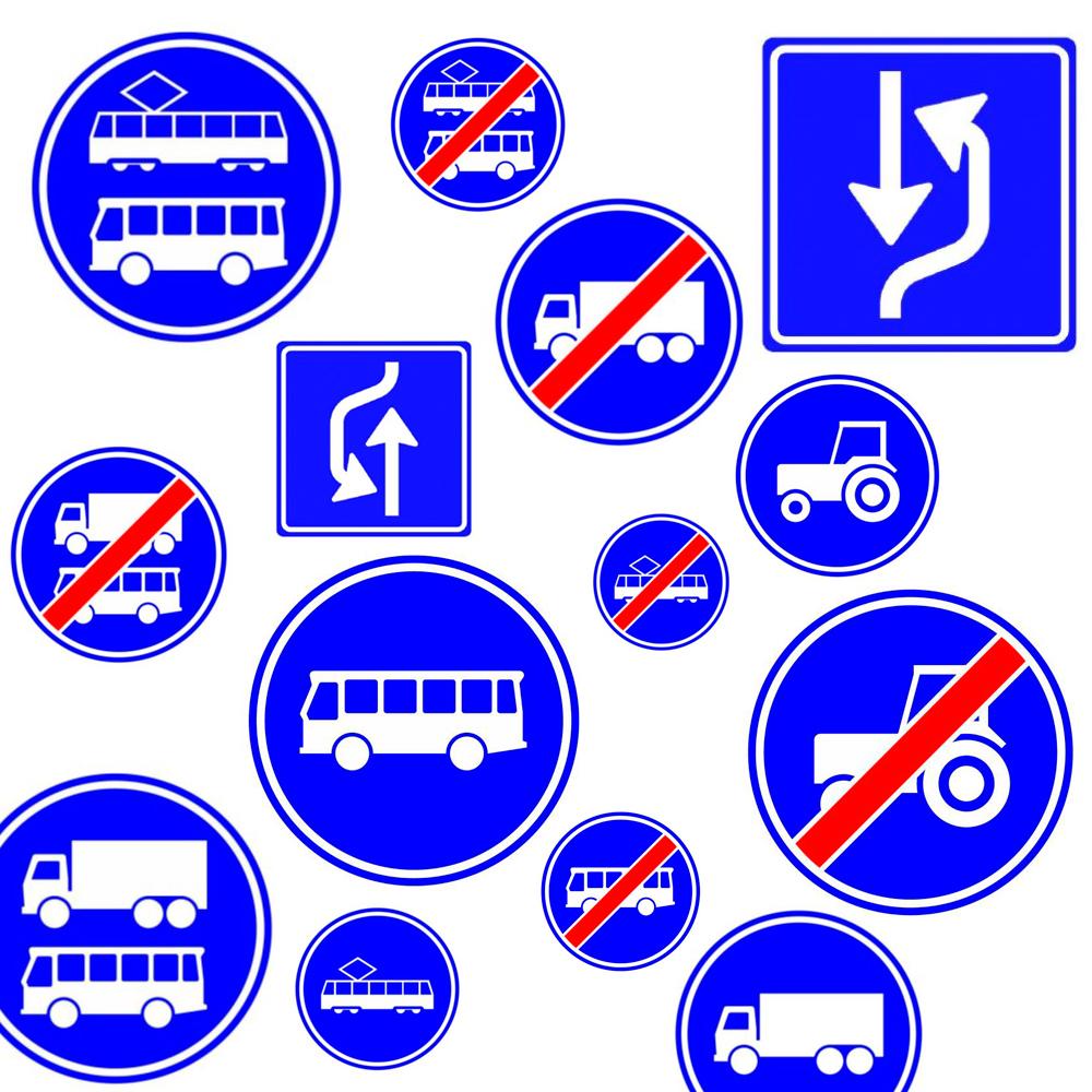 Volgend jaar nieuwe verkeersborden?