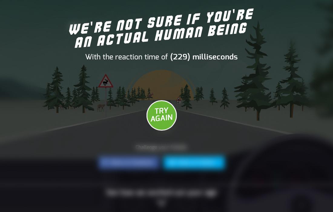 Test je reactietijd